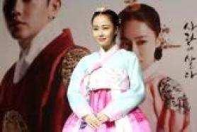 SBS '장옥정, 사랑에 살다' 제작발표회 홍수현
