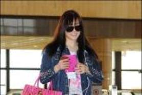 소녀시대 공항패션