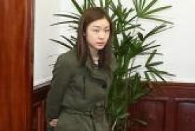 김연아 학사 학위 수여식