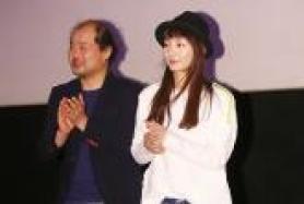 블랙데이 기념 영화 '런닝맨' 무대인사
