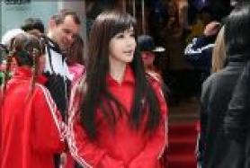 2NE1, 아디다스 플래그십 스토어 리뉴얼 오픈 행사