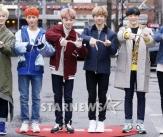 NCT DREAM, '각 잡힌 아이돌 인사법'