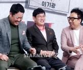 이경규 김구라 박명수, '예능 神들의 웃음'