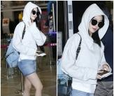 윤아, '숨겨도 트윙클' 다 가려도 예쁜 미모