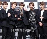 방탄소년단, 빌보드 뮤직 어워드 톱소셜 아티스트 수상