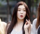 아이린, '팬 함성에 화들짝!'