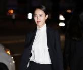 김민정, '가을밤의 런웨이'