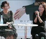 나카야마 미호-문소리, '여배우들의 BIFF 나들이'
