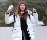 권은빈, '수능 파이팅!'