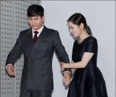 '추우부부' 우효광-추자현, 알콩달콩!