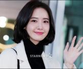 윤아, '아침부터 예쁜 반칙미모'