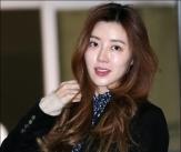 박한별, '예비 엄마의 아름다운 미소'
