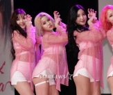 레이샤, 메이저 도전 앨범 'PINK LABEL'