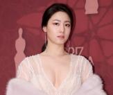 류효영, '자신감 넘치는 클리비지 룩'