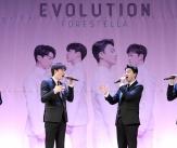 크로스오버 남성4중창 그룹 포레스텔라 데뷔