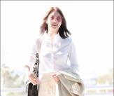 공승연, '봄 햇살 머금고 출국'