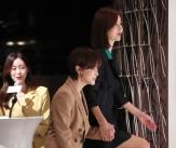 박솔미-류현경, '눈부신 각선미'