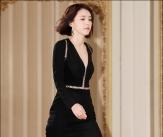 채정안, '긴 다리 돋보이는 패션'