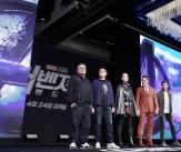 韓 찾은 '어벤져스:엔드게임'의 주역들