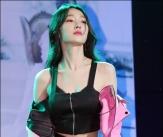 박하이, '섹시한 트롯걸'