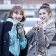 홍진영-차오루, '둘이 합쳐 애교만점'