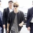 김재중, '화보같은 출국길'