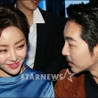 나르샤-황태경 부부, '손 잡고 패션쇼 데이트'