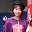 사쿠라-김민주, '아이즈원 첫 공식일정'