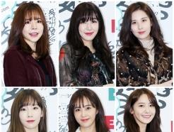 소녀시대, '국민 걸그룹 미모'