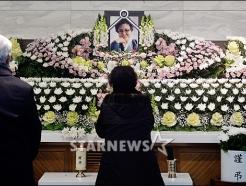 故 김지영, '폐암으로 별세'