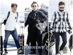 나영석의 新 예능, '윤여정-이서진 나란히 출국'