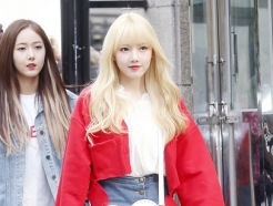 여자친구 예린 '대체불가 미모'