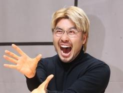 노홍철, 돌아가고 싶은 포즈(?)