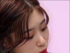 정채연 '앵두입술 쭈욱!'