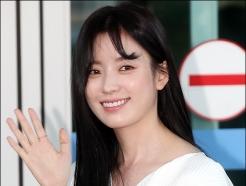 한효주 '눈에 띄는 세월호 노란리본팔찌'