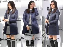 '둘째임신' 전지현, 아름다운 D라인