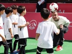 베컴의 즐거운 축구교실