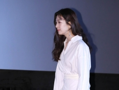 김혜인, 아찔한 각선미