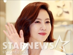김남주 'TV에서 바로 나온듯'