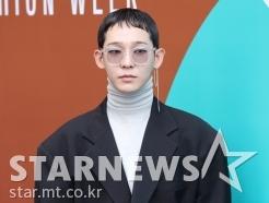 남태현, '커도 너무 큰 자켓'