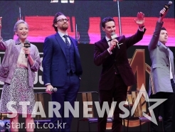 한국 찾은 '어벤져스3' 또 만나요!