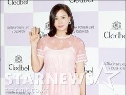 고소영, '핑크 여신'