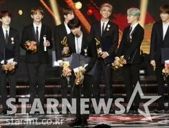 방탄소년단, '최연소 화관문화훈장 수상'