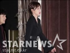 진예솔, '초미니 원피스+송곳 킬힐 패션'
