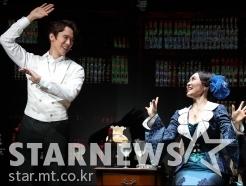 유연석, '뮤지컬 무대에 선 구동매'