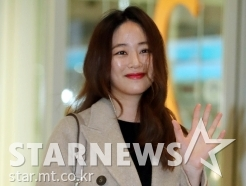'둘째임신' 김효진, 아름다운 D라인
