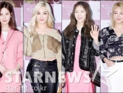 '탈퇴' 티파니까지, 최수영 응원 나선 소시 멤버들