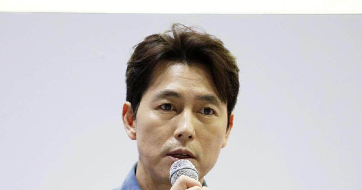 Jung Woo Sung Says He is NOT Afraid of Backlash - STARNEWS