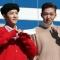 비투비 이민혁-이창섭 '즐거운 출근길'