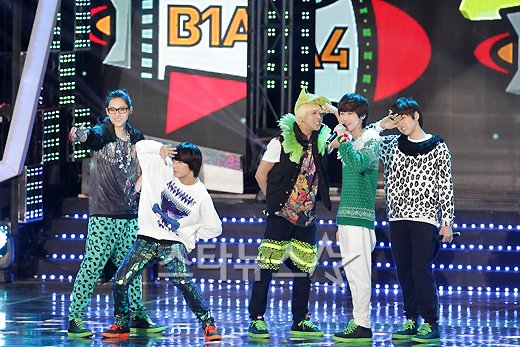 [★포토]B1A4, '뷰티풀 타겟!'